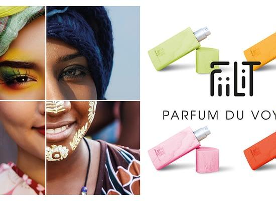 Présentation fiilit parfums