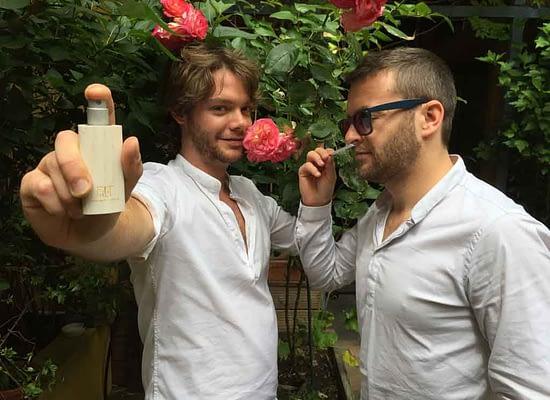 fondateurs de Fiilit parfums